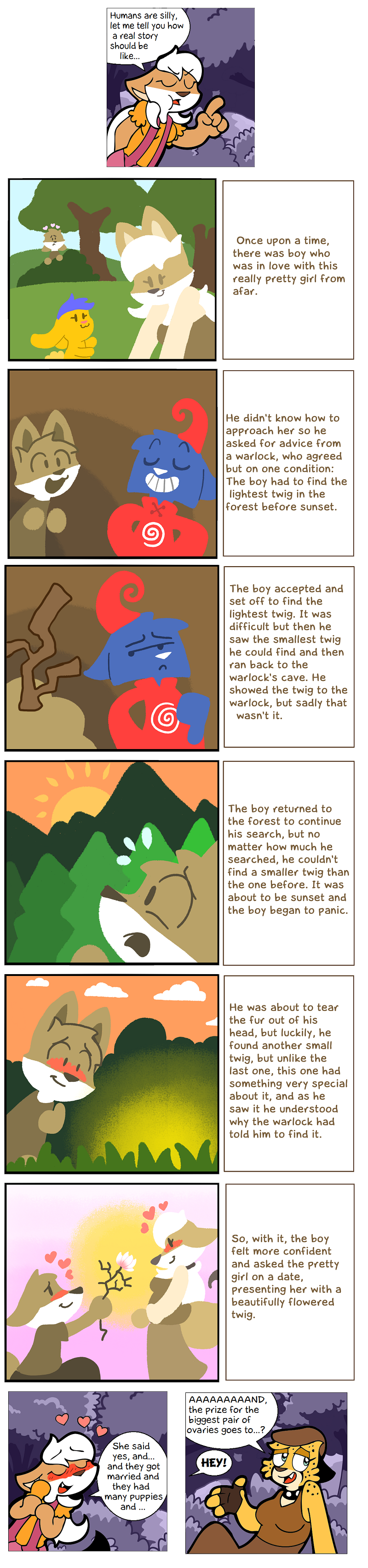 Pituka's bed time story